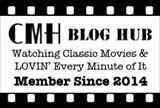 Classic Movie Blog Hub Member